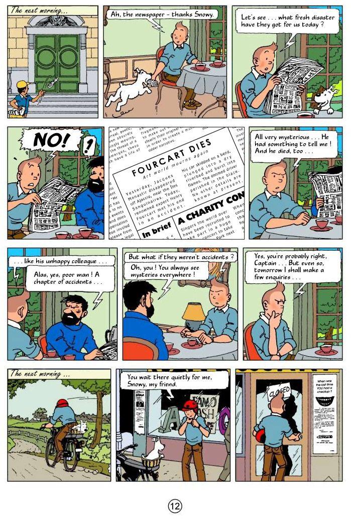 Tintin Alph Art Yves Rodier Pdf